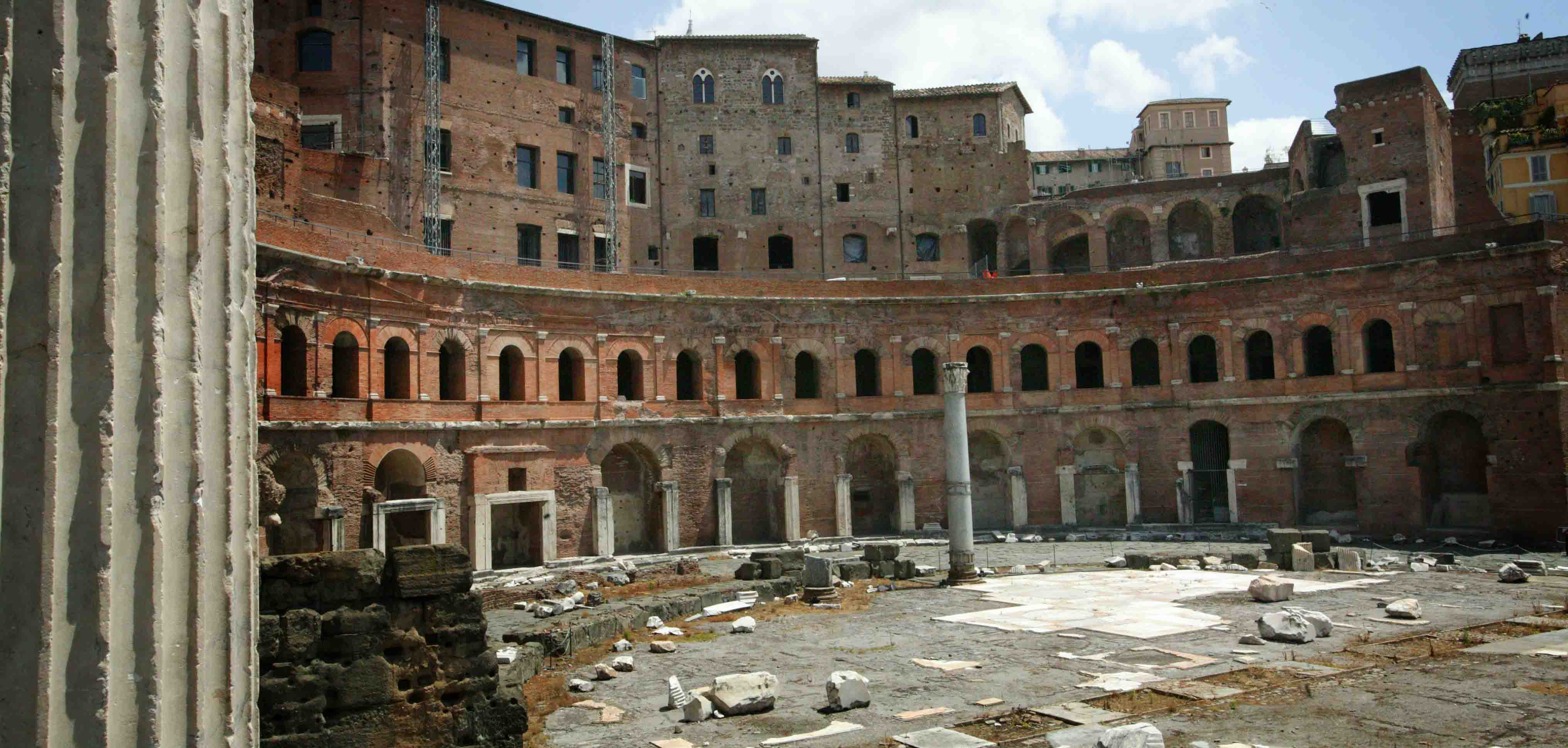 a research on the historical golden house of nero Nero's golden house ★ the domus aurea—nero's personal pleasure palace across from the colosseum—offers a rare glimpse into the privileged world of a roman emperor statue in nero's golden house.