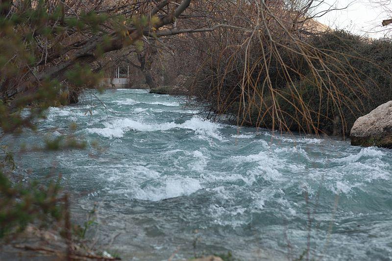 Abana River Damascus Abana River Damascus